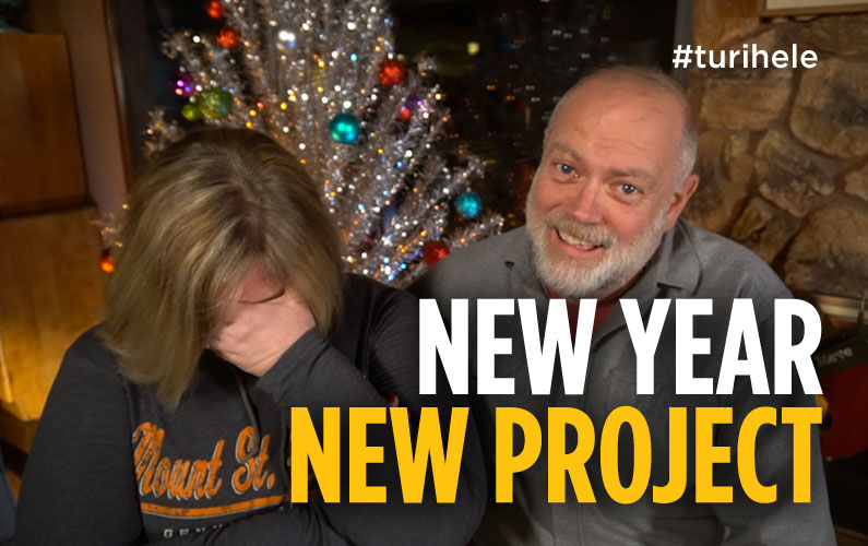 S1E1: New Year. New Project.